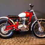 Ducati 350 Trials - 1965