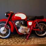 Moto Guzzi Lodola - 1958