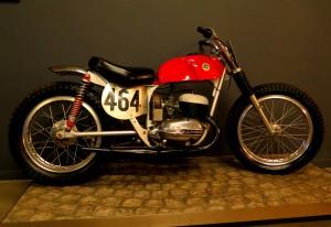 bultaco flat tracker