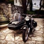 BMW R50 Sidecar- 1958