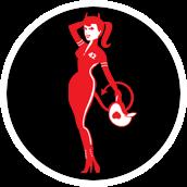 Helmets n' Heels Logo