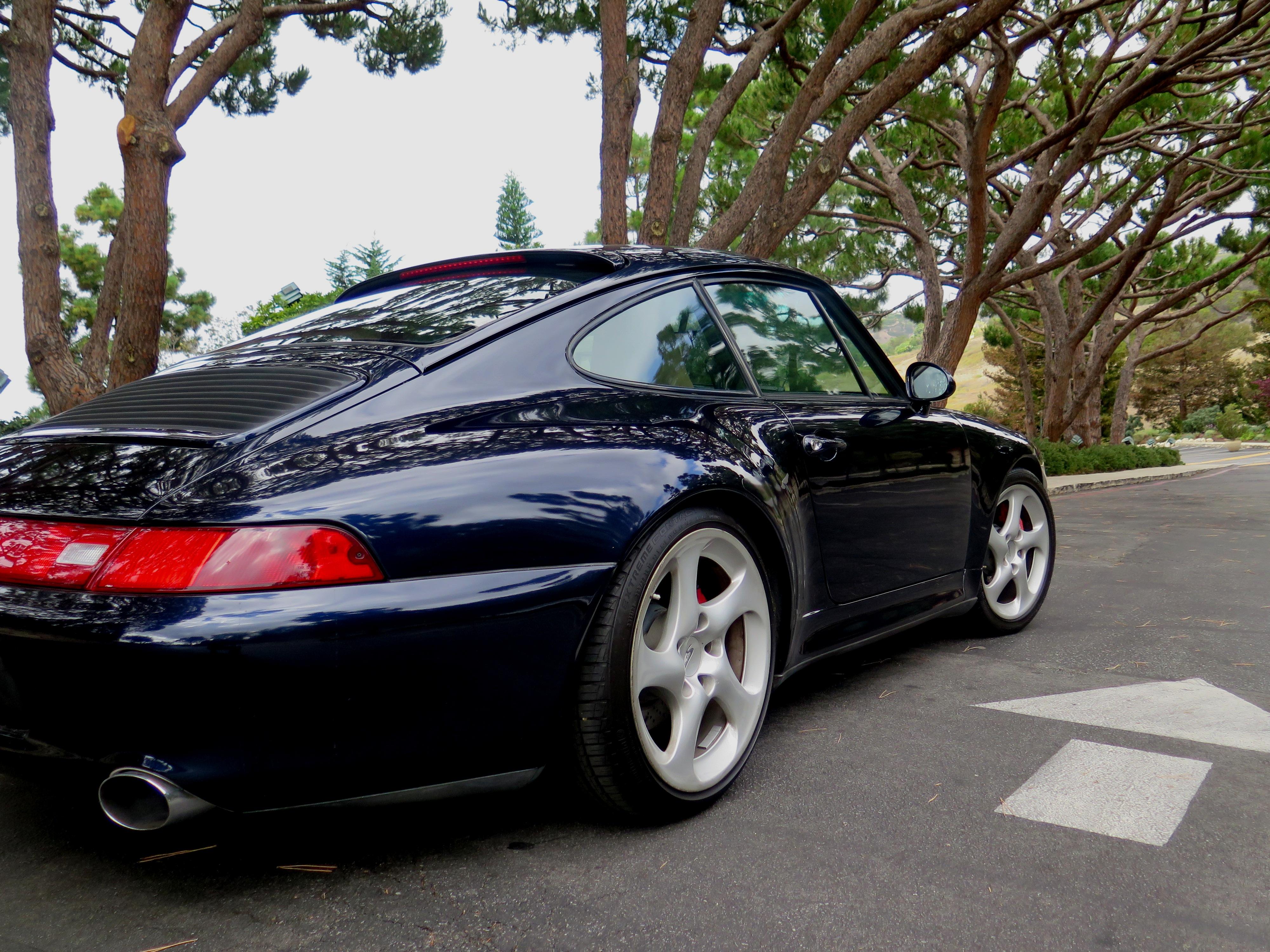 Porsche 993 4S 1996 Helmets N Heels