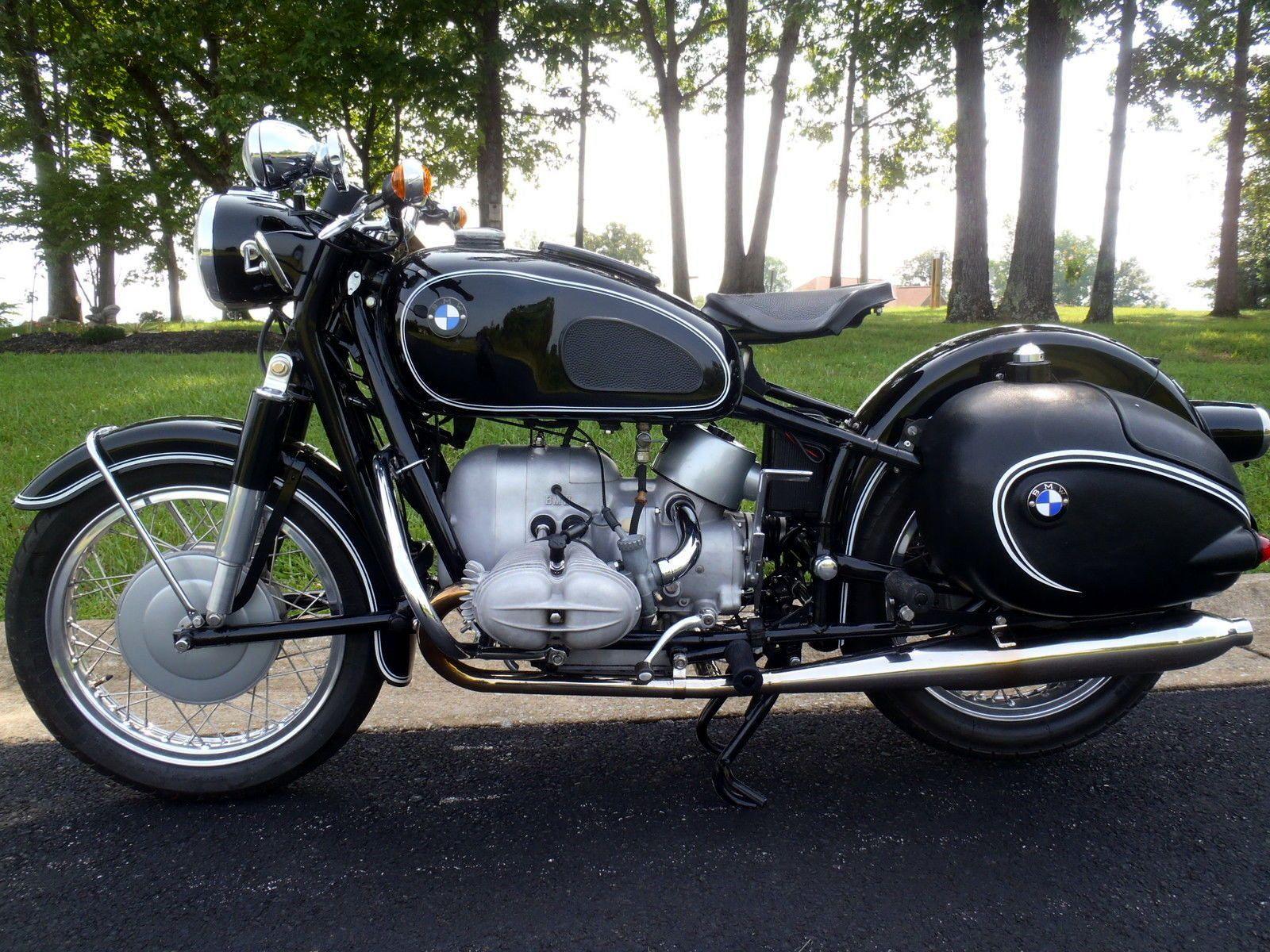 BMW R69s - 1963 | Helmets n' Heels