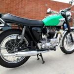 Vintage Motorcycle rental Los Angeles